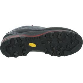 Hanwag Ferrata GTX Zapatillas Bajas Hombre, black/red